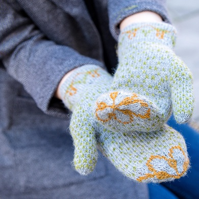 Fairy Lights Mitts - pdf - Finnish